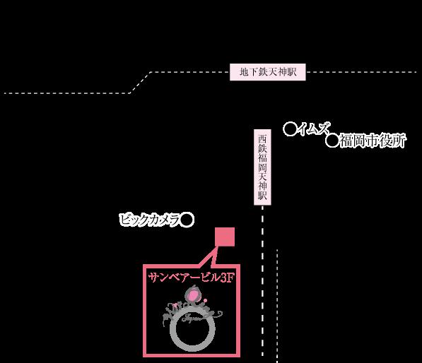 ウィッグリング地図