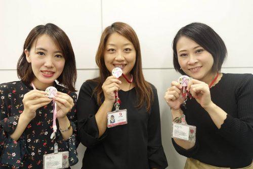 ウィッグリングの協賛企業「新日本製薬 株式会社」のみなさん