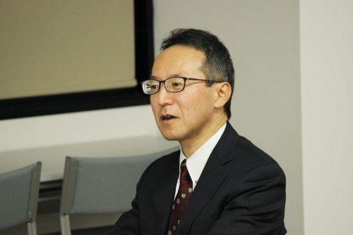 古賀 浩徳先生(久留米大学医学部消化器内科 消化器先端医療研究部門教授)